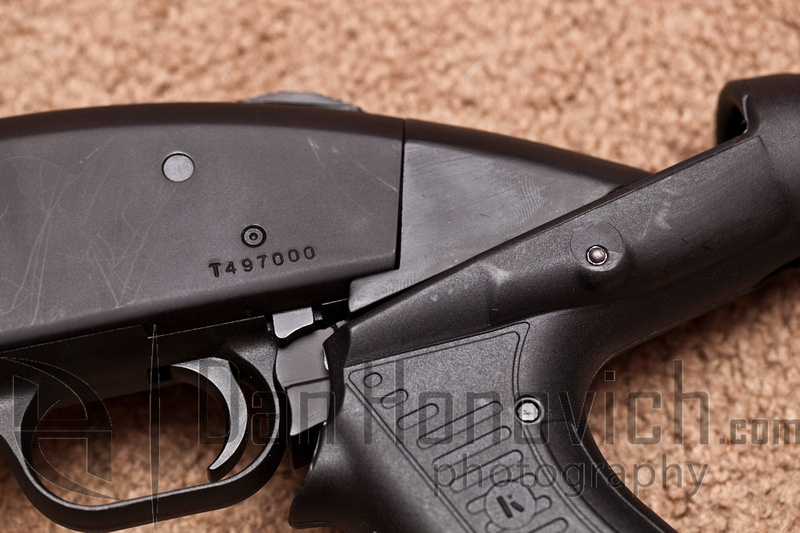 Mossberg 500 stock options