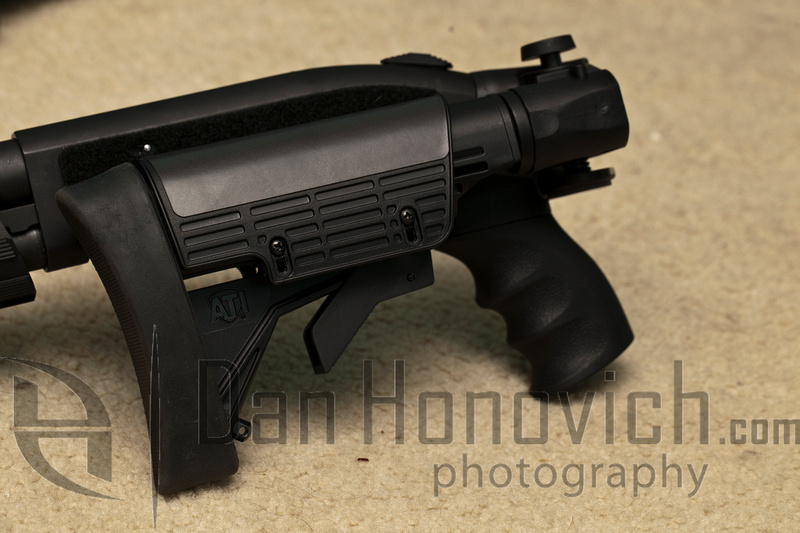 ATI Tactical Shotgun Six Position Side Folding Stock Review